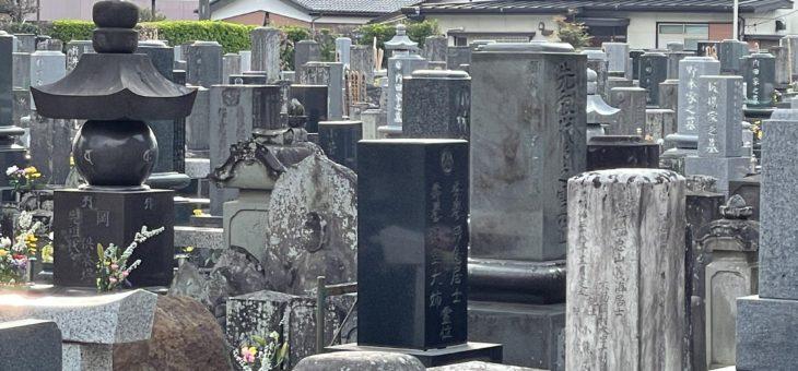 石材店によるお墓掃除代行サービスについて