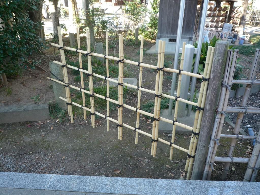 P1090352_竹垣